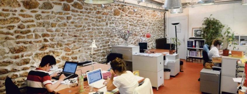 Photo de la Cordée par le journal humanite.fr