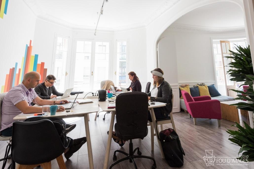 La cordée annecy coworking entraide et convivialité