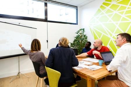 La Cordée Villeurbanne - Les encordés en réunion