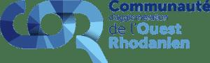 Logo Communauté d'agglomération de l'ouest Rhodanien PNG