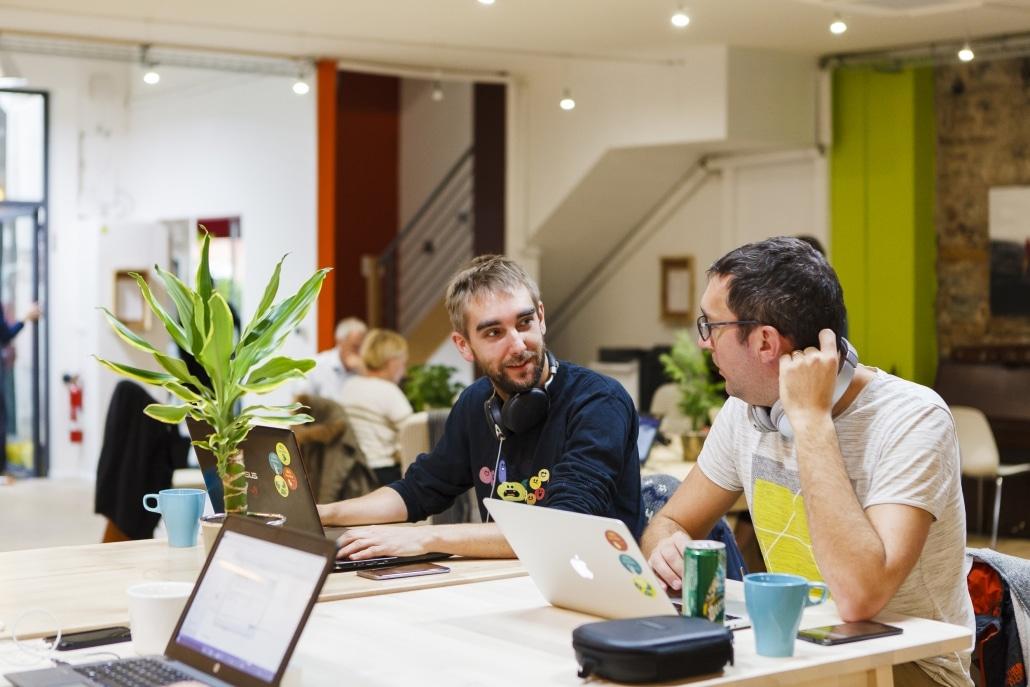 Proposition 1 : Expérience coworking